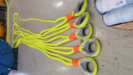 High-viz Heavy Lift Slings