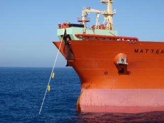 Shuttle tanker Mattea